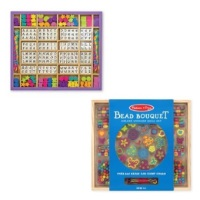 Melissa & Doug® Arts & Crafts Bead Set