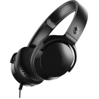 Skullcandy Riff On-Ear Headphones with Tap Tech - Black